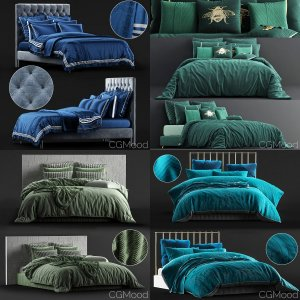 10 models Bedroom Collection