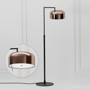 Lalu+ Floor Lamp From Seed Design