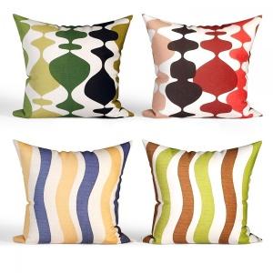 Decorative Pillows Dot And Bo. Set 041