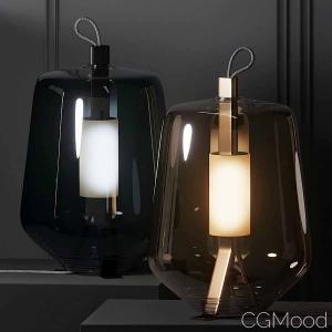 Luisa Gauzak Table Lamps In 4 Colors