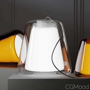 Per-use The Lovers Table Lamp