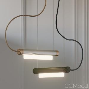 Tyson Pipeline 40 Andlight Pendant Light