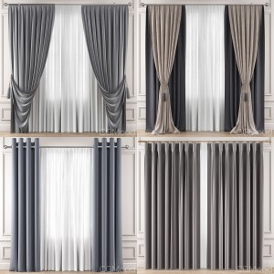 10 models Curtains Premium PRO Collection