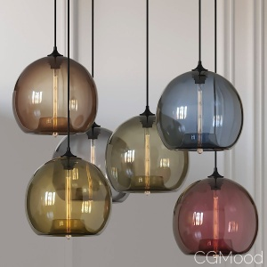 Stamen Pendant Lamp Designed By Jeremy Pyles For N