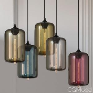 Pod Pendant Lamp Designed By Jeremy Pyles For Nich
