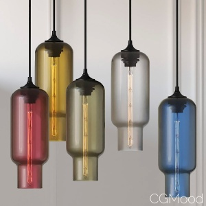Pharos Pendant Lamps By Jeremy Pyles For Niche