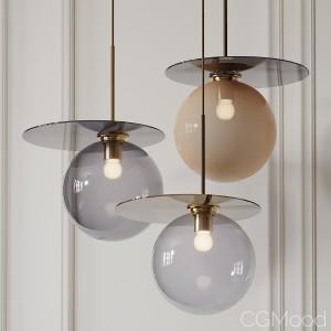 Umbra Pendant Light By Bomma