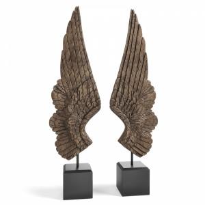 Bentley And Bo Pair Of Large Angel Wings