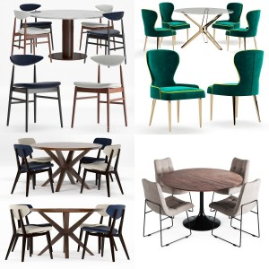 Dining Chair's
