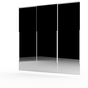 Aluminum Sliding Door - 3 Panels