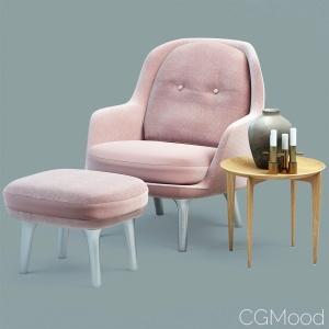 Jamie Hayon Fri Chair, Fritz Hansen