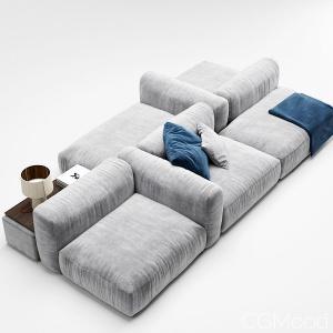 Cosima Sofa By Bolia