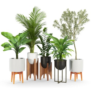 Arches Standing Planters 2