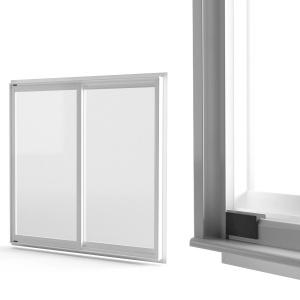 Sliding Window - 2 Panels