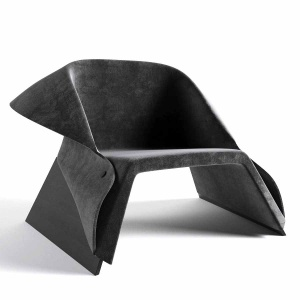 Coat Easy Chair By Materia