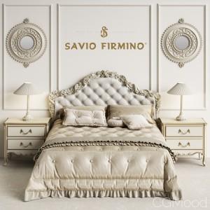 Savio Firmino 1696 Bedroom