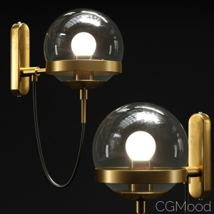 Wall Lamp Orbit Wall