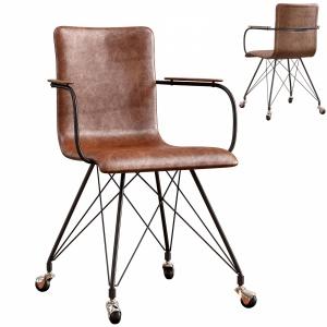 Colt Vegan Leather Office Chair