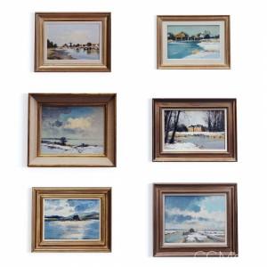 Paintings Set 01