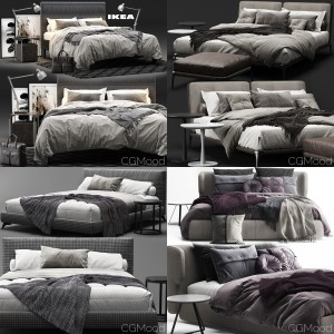 Collection Bed - 5 models