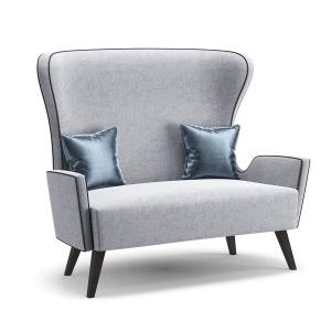 Julian Chichester - Granta Love Seat
