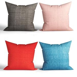 Decorative Pillows Westelm.set 015 Silk Hand