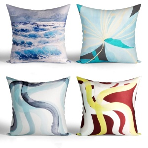 Decorative Pillows Westelm.set 017