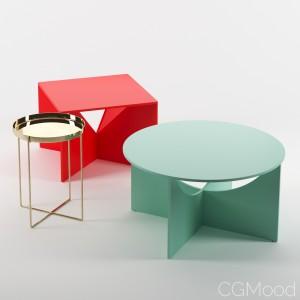 E15 Tables