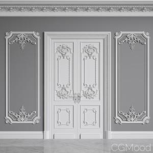 Classic Interior Decor 1