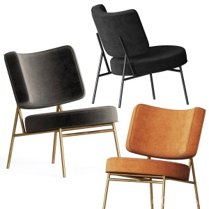 Coco Lounge Chair Calligaris