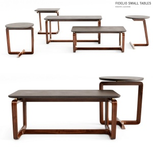 Poltrona Frau Fidelio Small Tables 1