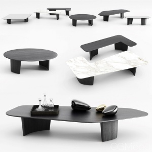 Minotti Song Coffee Tables 1