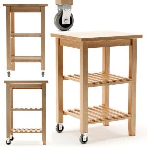 Kitchen trolley Ikea Bekvam