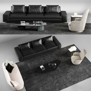 Minotti Lawrence Sofa 2