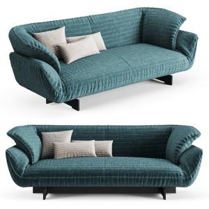 Cassina - 550-10 Beam Sofa