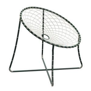 Spider Web Sitting Stool