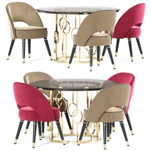 Collins Dining Chair Table Collection