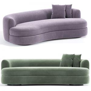 Sennen Curved Sofa