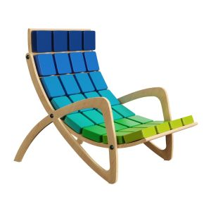 Colorful Lounge Chair