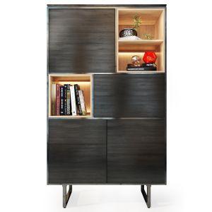 Cabinet Bookcase Moniz By Xooon
