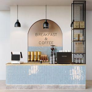 Coffeeshop Breakfast & Coffee