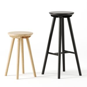 Village Stools By Time & Style