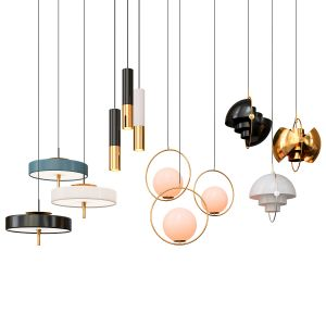 Collection Of Pendant Lights