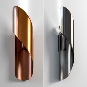 Izis Small Sconce In 2 Colors