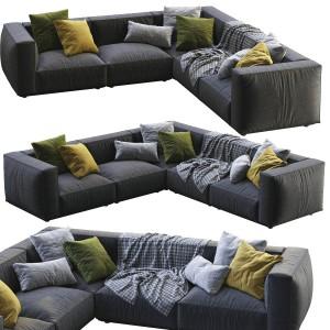 Marechiaro Sofa  By Arflex Composition 1