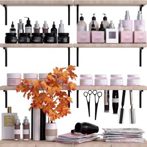 Beauty Salon Decoration Set