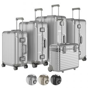 Aluminium Suitcase Collection