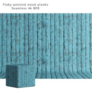 Wood Material | Painted Boards 01
