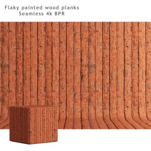 Wood Material | Painted Boards 03