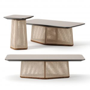 Colony Coffee Tables By Miniforms
